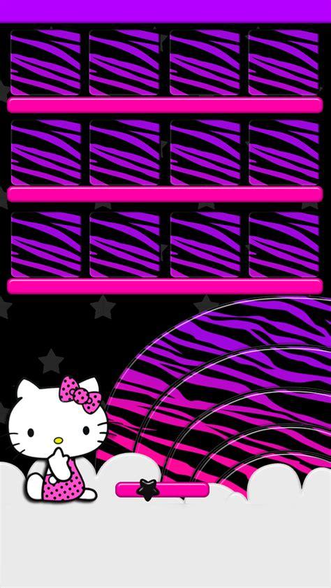 hello kitty zebra print wallpaper rainbow zebra wallpaper wallpapersafari