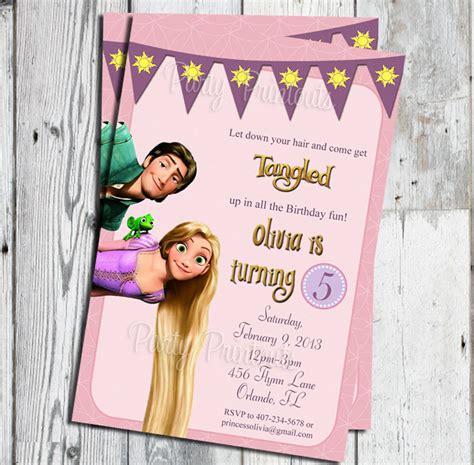 printable rapunzel invitations rapunzel tangled invitation printable for tangled themed