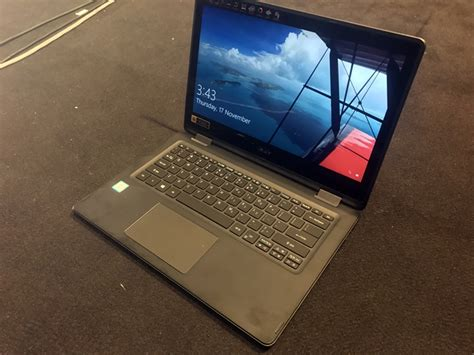 Laptop Acer Ringgit Malaysia world s thinnest laptop acer 7 announced for rm4999 in malaysia technave