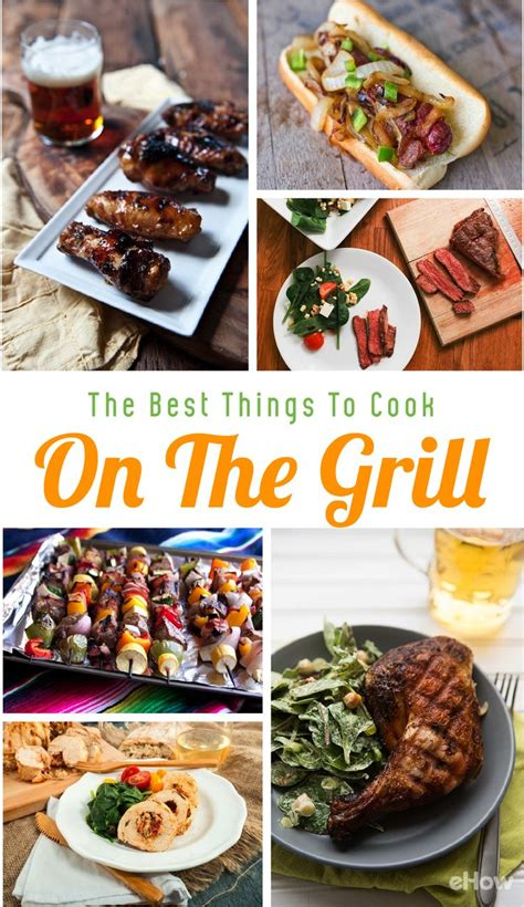 the best things to cook on the grill everything and kabobs