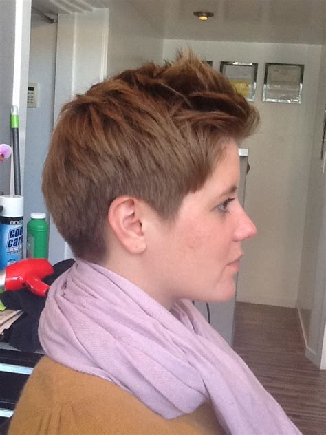 womens hair grow oyt from buzz cut growing out buzz cuts women short hairstyle 2013