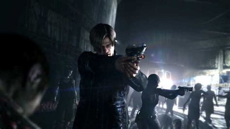 Ps4 Resident Evil 6 Reg All capcom to showcase quot major quot for ps4 at e3 2014 rumour vg247