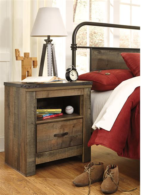 trinell nightstand  ashley furniture turners budget furniture