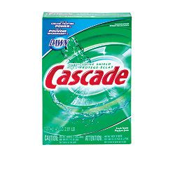 cascade dishwasher detergent powder fresh scent 45 oz by