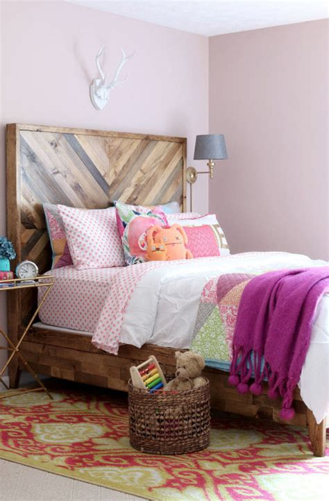 Make Your Own Wooden Headboard by 6 Diy Headboards You Can Make Yourself Headboard Design