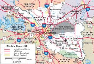 opinions on richland county south carolina