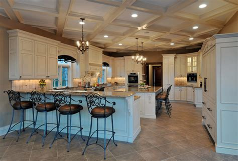long island kitchen cabinets elegant long island kitchen design for a large scale room
