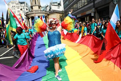 gay section of london london s pride parade best antidote to recent tragedies