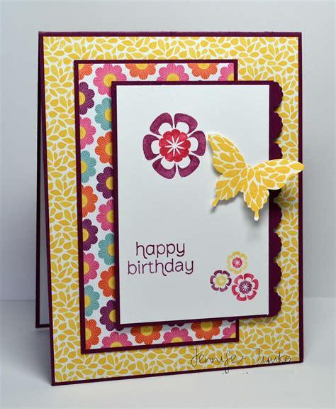 Handmade Birthday Cards For Best Friend - new handmade birthday cards trendy mods