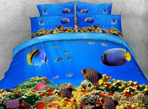 tropical fish comforter online get cheap tropical bedding sets aliexpress com