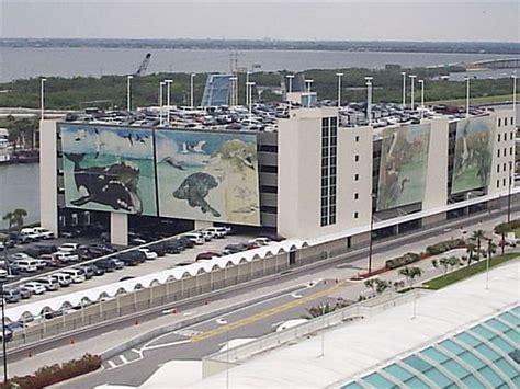 Port Canaveral Car Parking by Port Canaveral Parking Garage Flickr Photo