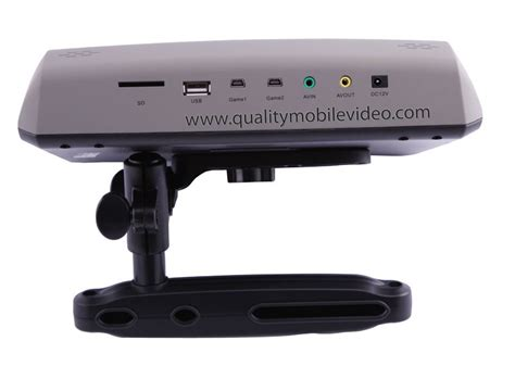 Headrest Bantalan Mobil Headrest Monitor Mobil Tv M Berkualitas quality mobile mv a9hd universal clip on dvd headrest monitor system universal or for