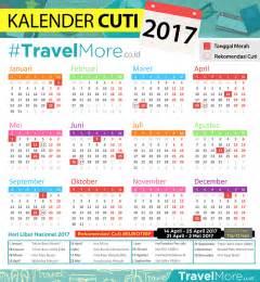 Kalendar 2018 Cuti Penggal Kalender Cuti 2017 Travelmore