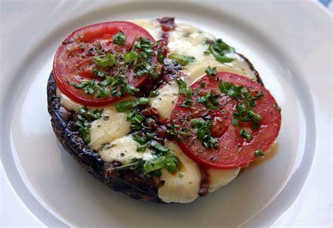 recetas de cocina con hongos hongos portobello a la napolitana foto receta recetas y