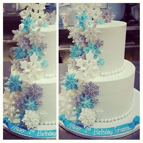 25 best ideas about snowflake cake on pinterest frozen
