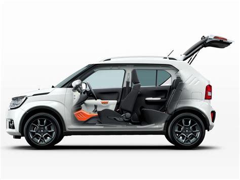 Suzuki Ignis Sport 0 60 Suzuki Ignis Mal 253 Crossover M 225 4x4 Mild Hybrid Aj
