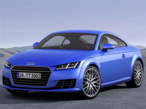 Audi Tt Coupe 2015 by 2015 Audi Tt Coupe Officially Revealed Cars Co Za