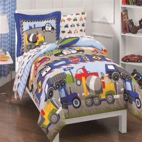 cars comforter set twin comforter sheet set 5 piece dream factory kids boys trucks