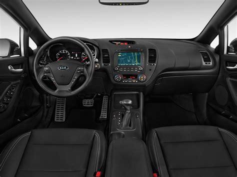 Kia Forte Dashboard Image 2016 Kia Forte 5dr Hb Auto Sx Dashboard Size 1024
