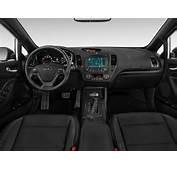 Image 2016 Kia Forte 5dr HB Auto SX Dashboard Size 1024