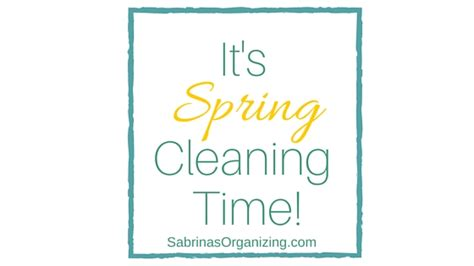 it s time for spring cleaning and we don t mean your how to complete an effective spring cleaning process made