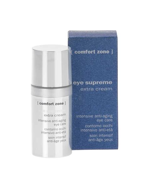 comfort zone eye cream 10645 comfort zone eye supreme extra cream y 252 z bakım