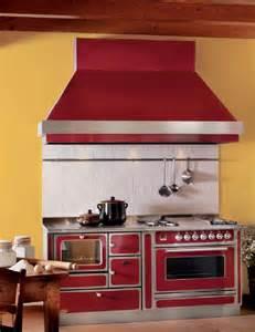 nice Blue And Yellow Kitchen Decor #2: retro-kitchen-design-vintage-stove-2.jpg