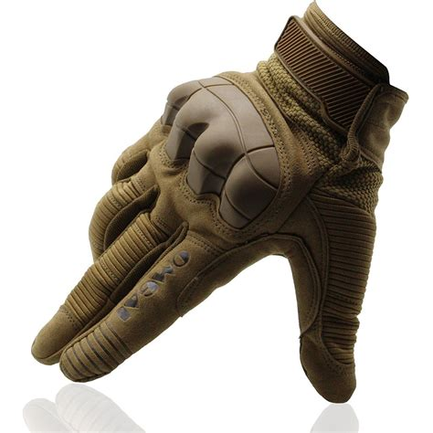 motorcycle gloves motorcycle gloves men s full finger protective gloves omgai