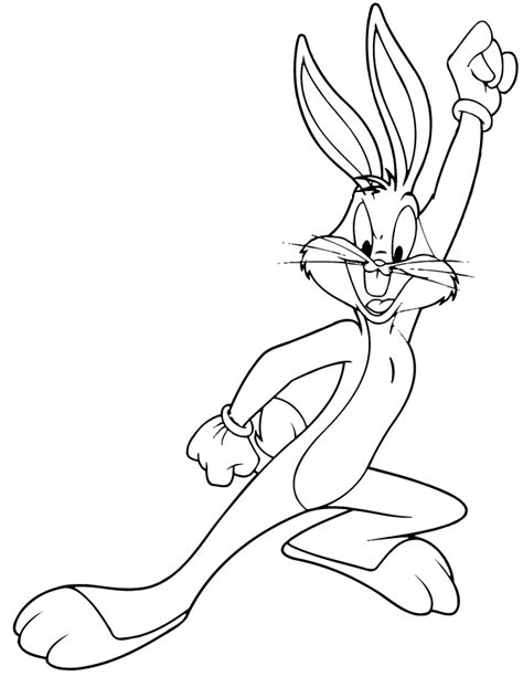 coloring pages of bugs bunny coloring pages bugs bunny coloring pages free and printable