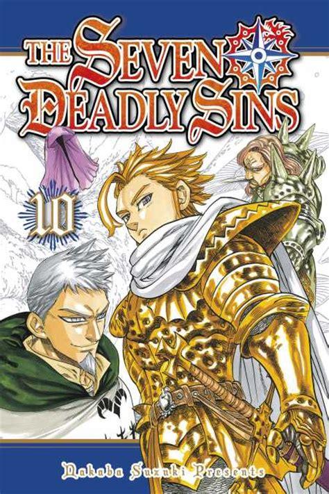 Seven Deadly Sins 6 10 Nakaba Suzuki the seven deadly sins 10 kodansha comics