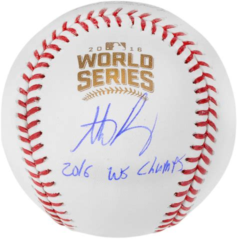 sport star autographs autographs from the worlds most anthony rizzo chicago cubs 2016 mlb world series chions