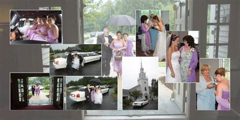 Sample Wedding Album Pages