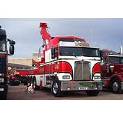NYR Kenworth Cabover  If You Wanted Impressive Then