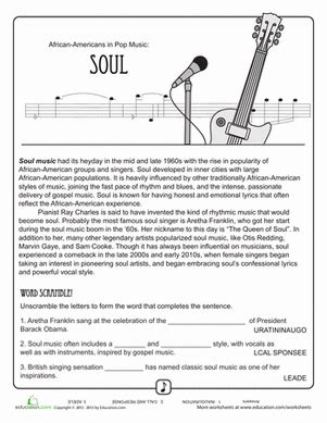 history of soul eclectic diaspora music lessons