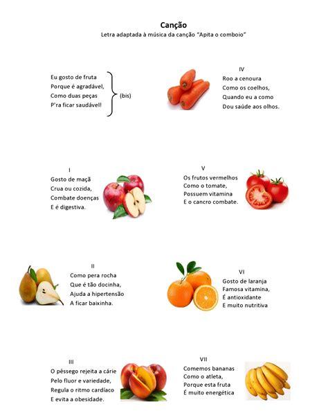 rimas con frutas rimas con las frutas cuarto literario rimas de las