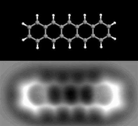 Time To Build by Microscope Sees Molecules For First Time