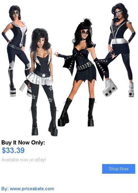 women costumes kiss costumes adult female  rock star