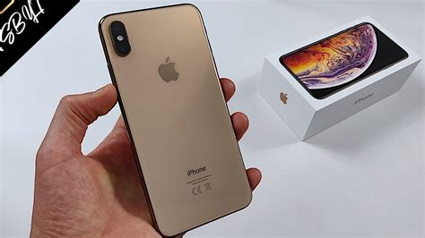 iphone xs max unboxing review youtube