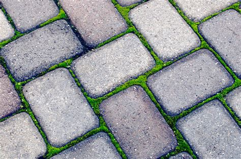 the gardens of petersonville permeable pavers