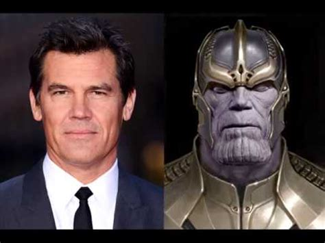 actors who could play thanos thanos will appear in avengers age of ultron josh brolin