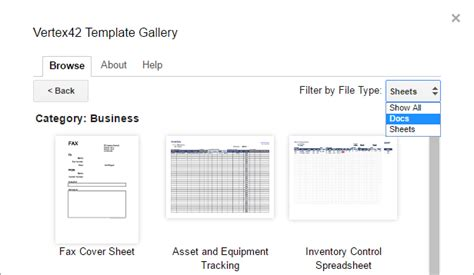 templates for google sheets how to get more google docs and sheets templates