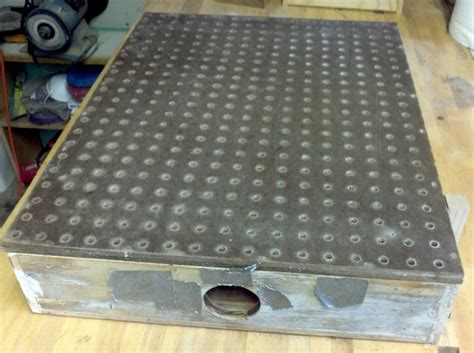 downdraft sanding table from old kitchen drawer by