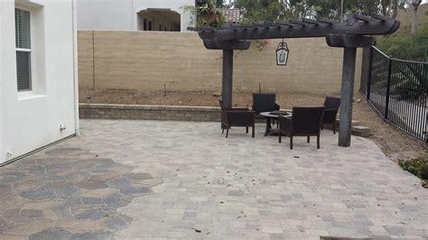 patio pavers san diego backyard landscape san diego pavers san diego ca pavers
