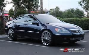 2006 Acura Rl Tires Mrr Hr3 Chrome 22 Inch Wheels On 2006 Acura Rl W Specs Wheels