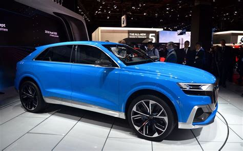 audi q8 concept a new rival to the bmw x6 2018 audi concept