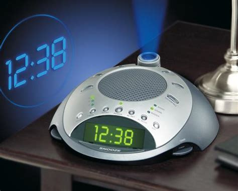 homedics ss 4000 sound spa classic deluxe clock radio sound machine with time projection