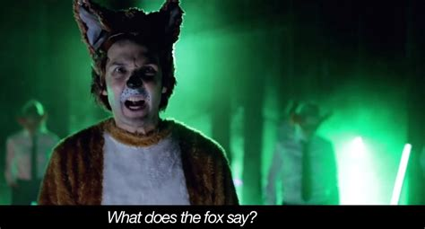 what does the say what does the fox say experts weigh in