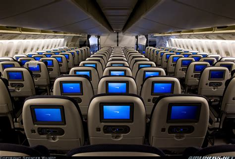 boeing 777 british airways interior