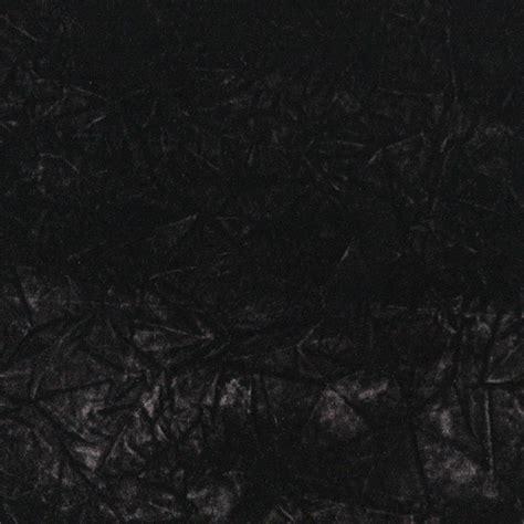 crushed velvet upholstery black classic crushed velvet upholstery fabric by the yard