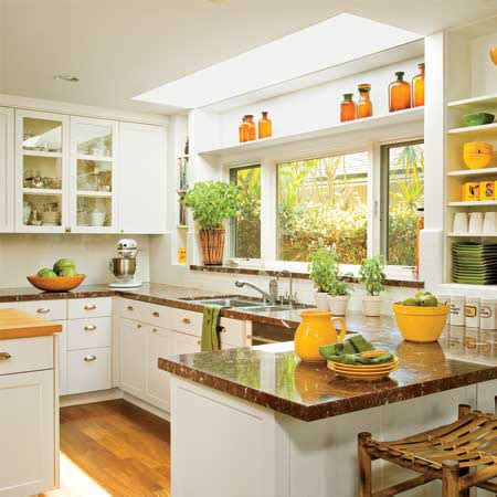 Simple Kitchens | making a kitchen that lasts simple kitchen design